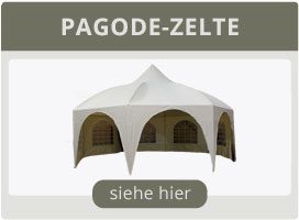 Partyzelte Pagode-Zelte